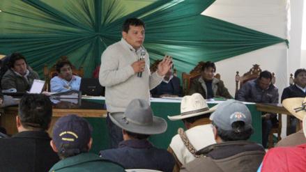 Melgar: falta determinar procedencia de contaminación en cuenca Llallimayo