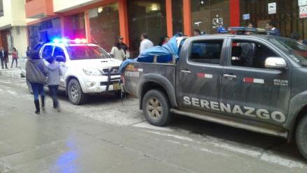 Hallan cuarta víctima de río Llaucano en Chota