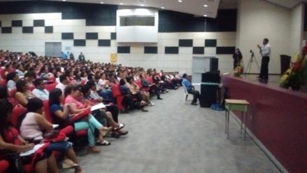 Más de 800 docentes chiclayanos fueron capacitados en nuevas tecnologías