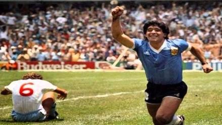 Despertó del coma tras escuchar el golazo de Maradona en el Mundial de 1986