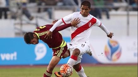 Perú empató contra Venezuela y complicó su clasificación al hexagonal final