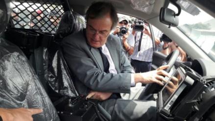 Ministro del Interior entregará a Cajamarca 50 unidades