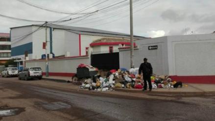 Juliaca ingresa a periodo crítico por cierre de botadero de basura en Chilla
