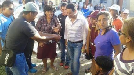 Flores: problema sanitario de distrito San José tendrá solución urgente