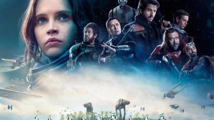 'Star Wars: Rogue One' logró dos nominaciones en los Premios Oscar