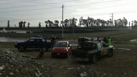 Chincha: 50 viviendas fueron afectadas por huaico en El Carmen
