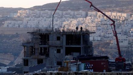 Israel aprueba la construcción de 2,500 viviendas en Cisjordania