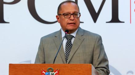 Tamayo: Se hará nueva licitación del Gasoducto Sur en condiciones más convenientes