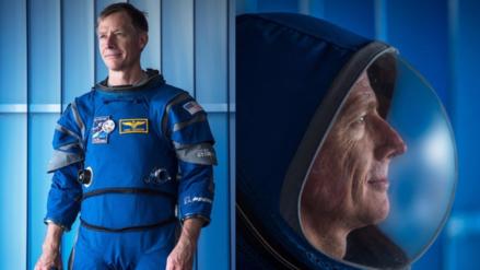 La NASA tiene un nuevo traje para sus astronautas