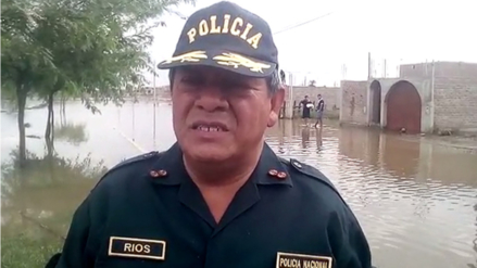 Llegan a Ica 200 policías para resguardo de la población
