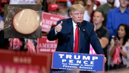 Una cebolla busca competir con Donald Trump en Twitter
