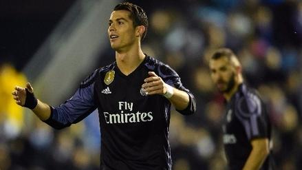 Real Madrid empató contra el Celta y quedó eliminado de la Copa del Rey