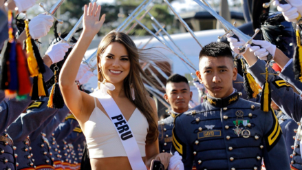 Miss Universo: las dificultades que superó Valeria Piazza