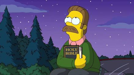 Los Simpson: murió la voz en español de Ned Flanders