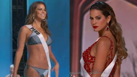 Miss Universo: Valeria Piazza y su paso por las competencias preliminares