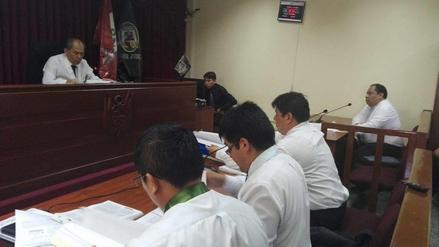 Juzgado dispone inicio de juicio oral contra dirigente de mercado