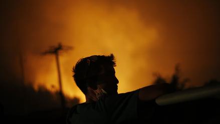 Fotos | Infierno y devastación en los peores incendios de la historia de Chile