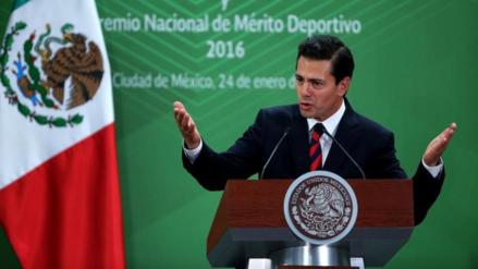 Peña Nieto canceló su reunión con Trump en EE.UU.