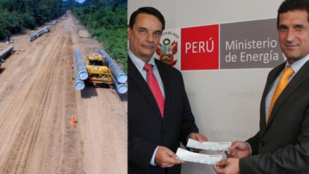 MEM cobra penalidad total de US$ 262 millones por Gasoducto Sur Peruano
