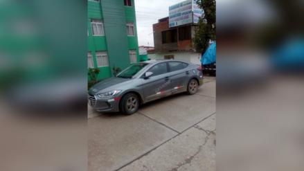 Jauja: mujer es hallada sin vida al interior de un vehículo