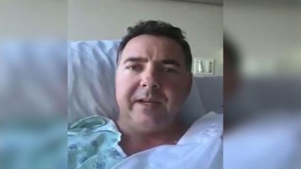 Facebook ayudó a este hombre a encontrar a la mujer que le salvó la vida