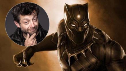Andy Serkis regresa como villano en Black Panther