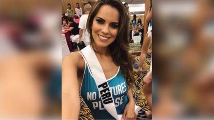 Miss Universo: Los sensuales selfies de las candidatas