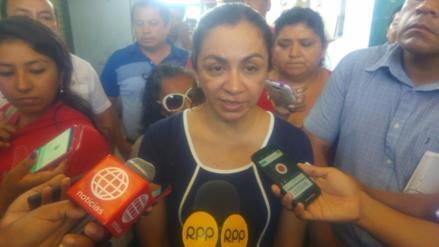 Marisol Espinoza pide citar a expresidentes regionales de Piura a Comisión Lava Jato