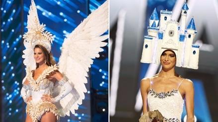 Miss Universo: los trajes típicos que lucieron las candidatas