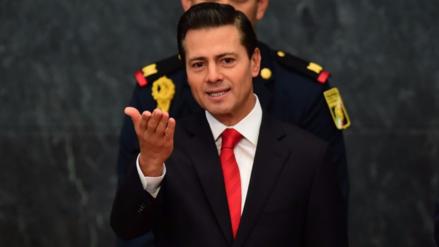 Peña Nieto llamó a la