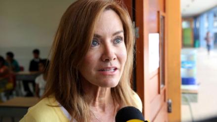 """Marilú Martens: """"La ideología de género no existe"""""""