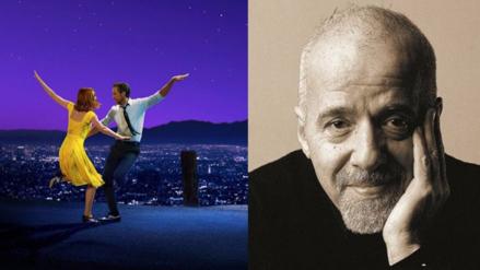 Paulo Coelho calificó de aburrida a La La Land