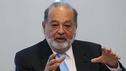 """Carlos Slim: """"El mejor muro es crear oportunidades de empleo en México"""""""