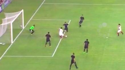 Revive los dos goles mal anulados a Universitario ante Once Caldas