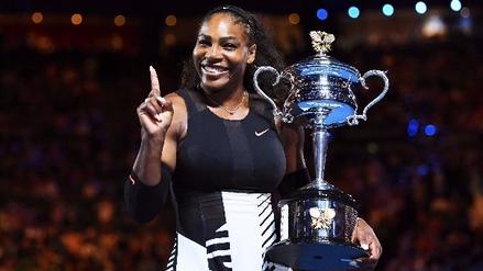 Serena Williams ganó en Australia, logró su 23º Grand Slam y recuperó el Nº 1