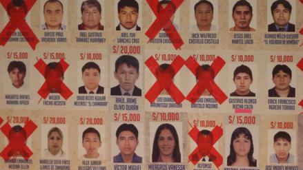 Mininter ofrece S/ 50,000 por información sobre asesinos de adolescente