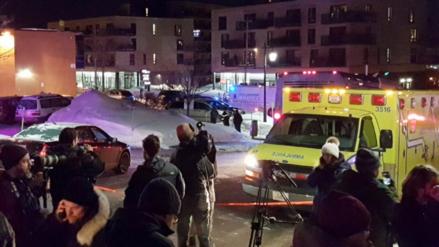 Canadá: Al menos seis muertos en un ataque a una mezquita de Quebec