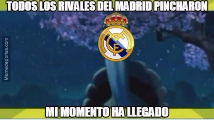Estos son los mejores memes de la goleada del Real Madrid