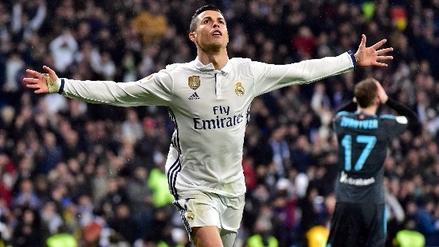 Real Madrid ganó 3-0 a Real Sociedad y se consolidó en la punta de La Liga