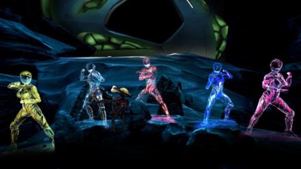 Un juguete de los Power Rangers revela un spoiler sobre la película