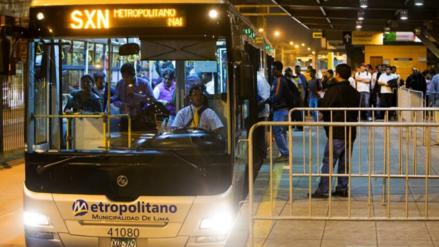 El Metropolitano ofrece nuevos servicios desde este lunes