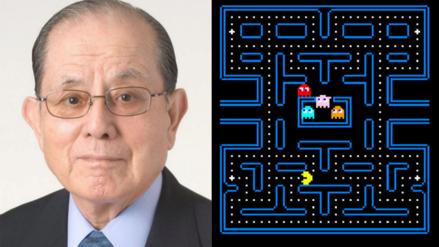 Murió Masaya Nakamura, padre del videojuego 'Pac-Man'