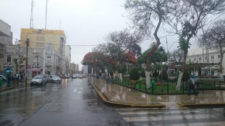 Defensa Civil en alerta permanente ante posibles lluvias en la región