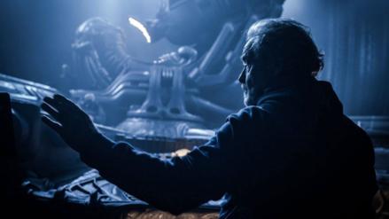 James Cameron no está convencido de 'Alien: Covenant'