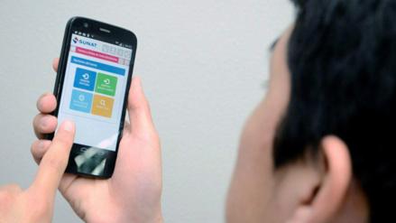Consulte declaraciones de importación y exportación desde el celular