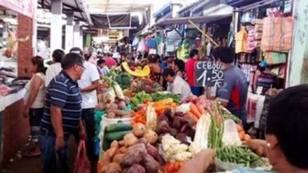 Chiclayo: precios de verduras subieron ligeramente por las lluvias en la sierra