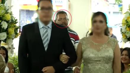 Un hombre irrumpió en una boda para asesinar a tres invitados