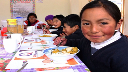 Lambayeque: niños de la zona andina recibirán almuerzos de Qali Warma