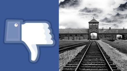 Facebook se disculpa por censurar imágenes del Holocausto