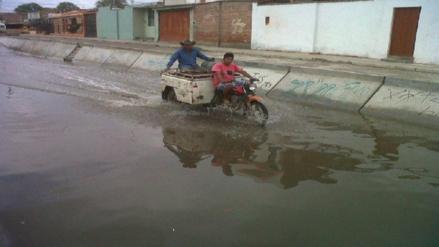 Restricción de agua potable se dará mientras llueva en Piura